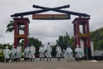 COVID19: Zoomlion begins disinfection of military installations, schools in Volta/Oti
