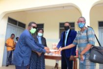 UHAS group supports New Horizon E.P. Educational Centre for the Blind