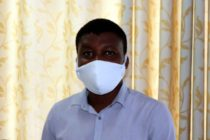 Wearing of nose masks declines in Hohoe