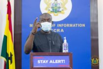 'COVID-19 does not discriminate on tribal, religious or political lines'- Oppong Nkrumah