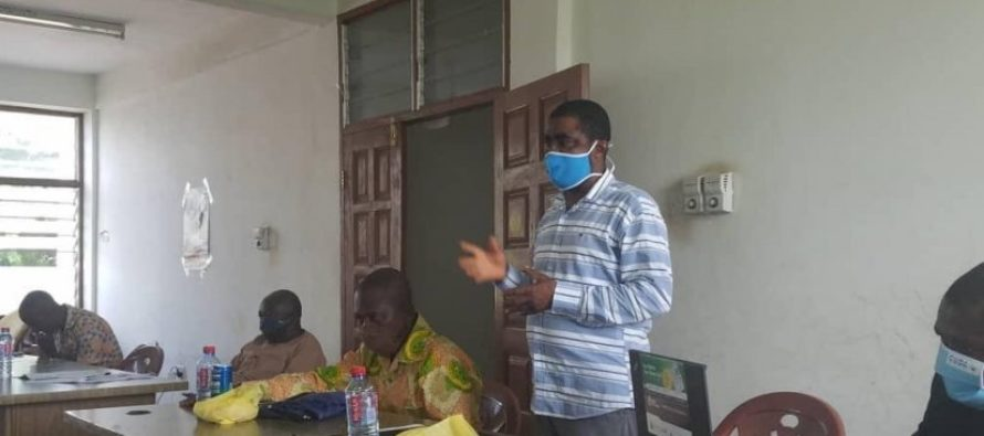 Ho: COVID-19 burial teams call for adequate resources