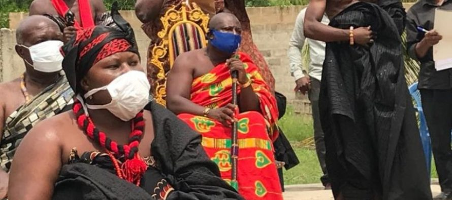 Call military at Aflao to order – Aflao chiefs