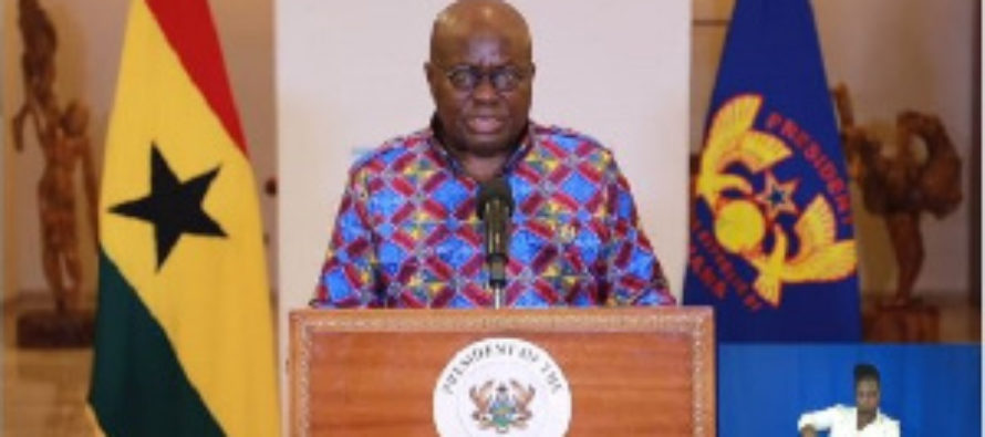 Easing Restrictions: 6 key things Akufo-Addo said in his 10th address to Ghanaians