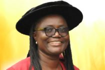 KNUST appoints first-ever female Vice-Chancellor