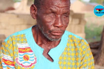 'I will farm if I get support'- Visually impaired farmer pleads