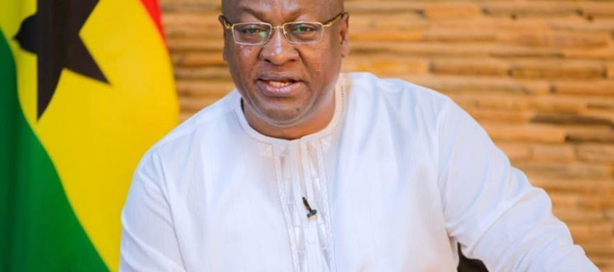 Mahama questions timing of military deployment to 4 border Regions