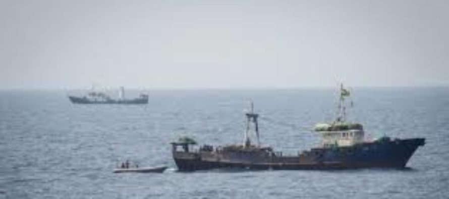 Ghana flagged vessel hijacked by pirates in Benin waters
