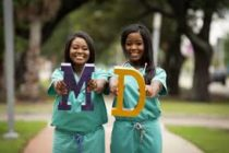 Mother and daughter doctors graduate together