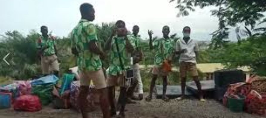 Over 120 student from Adiembra SHS allegedly sacked for breaching Covid-19 protocols