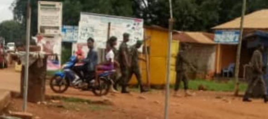 V/R: Ketu South residents express worry over 'heavy military presence'
