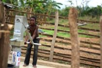 Tafimador mothers recall their children from cities after getting borehole