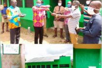 Lolobi: St. Mary's Seminary gets toilet facility under $ 1 million, one constituency project