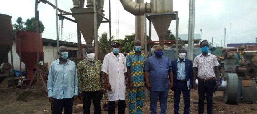 1D1F: Cassava Processing Factory for Keta to be ready by September