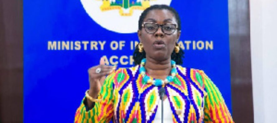 Will you rule over a nation of sick people or ghosts? – Ursula Owusu warns