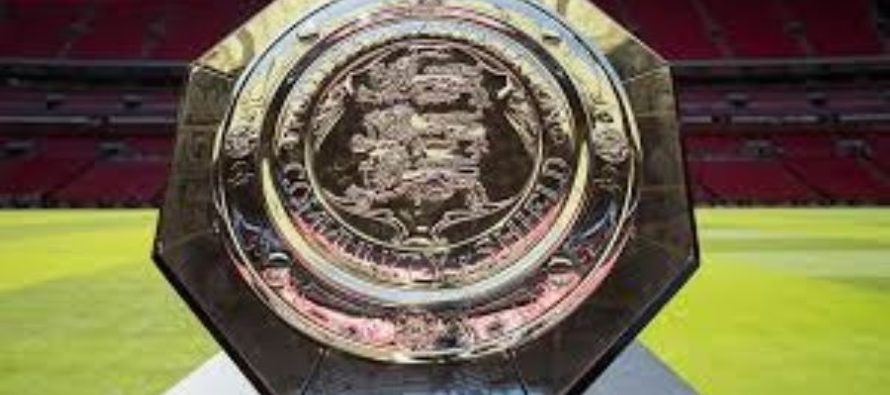 Community Shield Showdown set for August 29 at Wembley