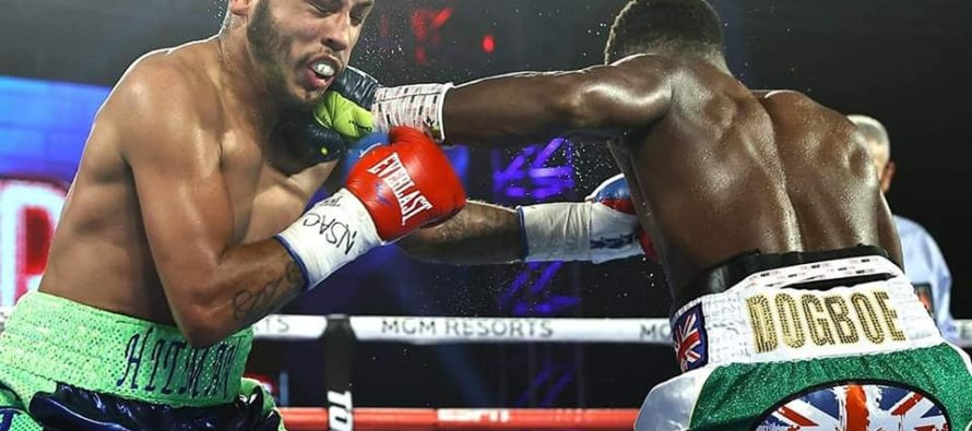 Isaac Dogboe beats Avalos in comeback fight