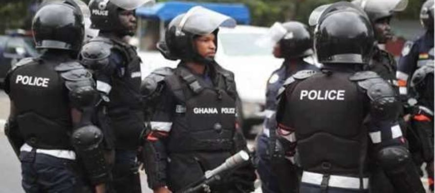 Police, military avert NPP-NDC clash over siting of registration centre