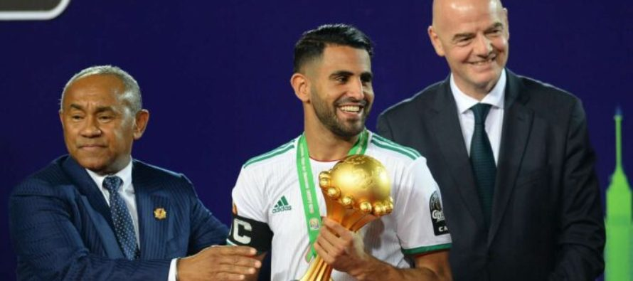 Africa Cup of Nations postponed until 2022