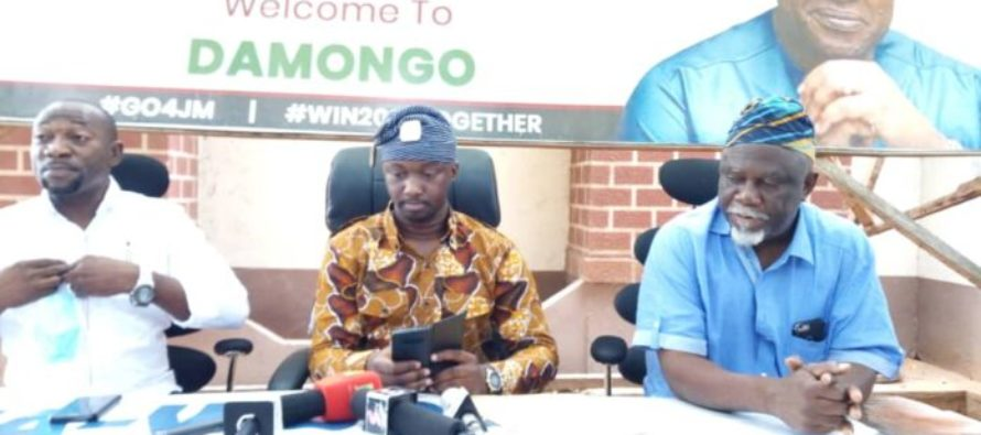 "S/R: We'll face you ""Boot for Boot"" – Damongo NDC to NPP"