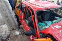 Driver crushes five people to death after winning ¢1200 lottery