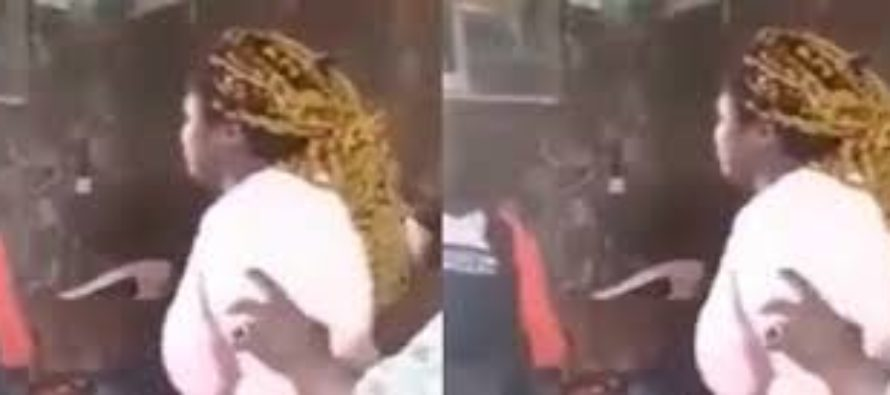 Ghanaian lady receives 100 lashes for allegedly fornicating