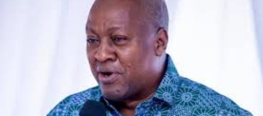 Ho: Chiefs must help keep all sides of the political divide in line-Mahama