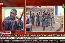 Schools will only be shut down if Covid-19 infection rate reaches 15% – Deputy Health Minister