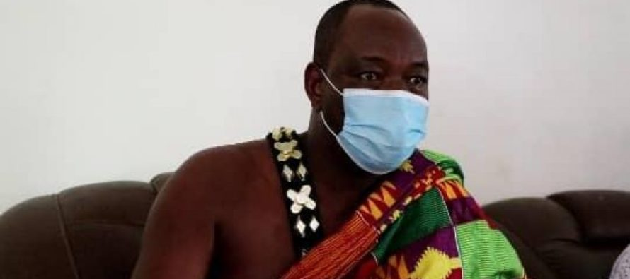 Agbozume: Reconsider Chief fisherman concept – Chief