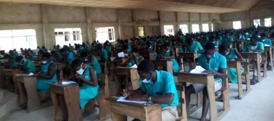 Some 29 WASSCE candidates in Ketu South absent from first paper