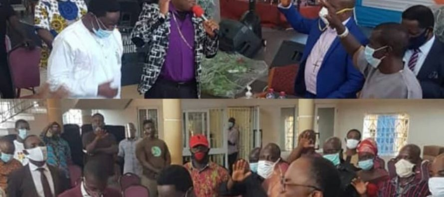 Hohoe: Pastors must be circumspect during political season – GPCC