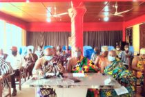 Gbi Traditional Council commends President, Amewu for development projects in Hohoe