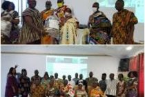 CEANA supports nine communities in Volta with PPE