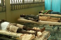 Aflao Church of Pentecost supports Hospital with blood