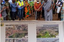 Ho: President breaks ground for Ho by-pass and UHAS roads