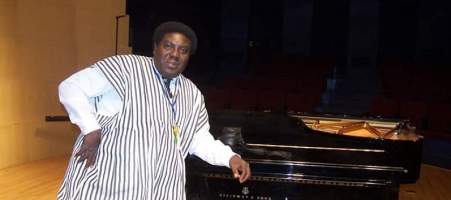 Ghanaian composer Ken Kafui goes home on Sept 12