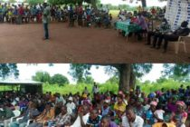 Krachi Nchumuru NCCE engages Wornando Community on social auditing