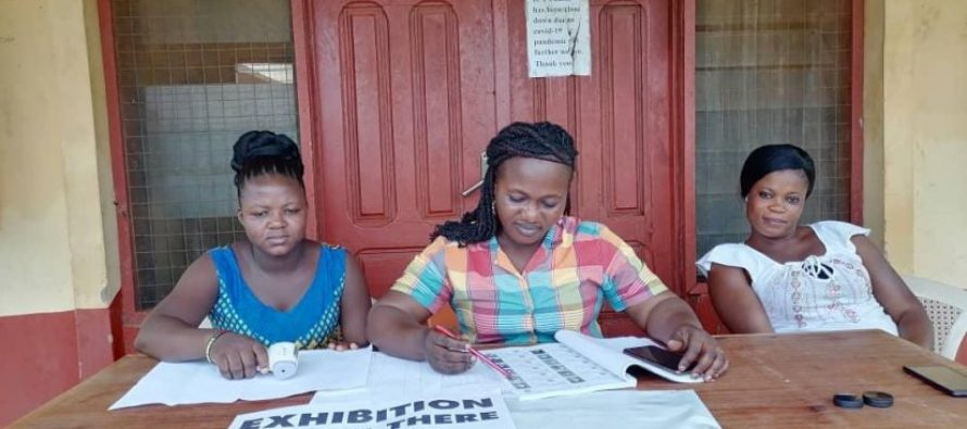 Nkwanta North experiences slow start of voter exhibition exercise