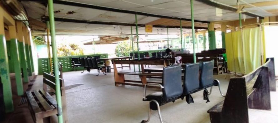 Auxiliary staff take over nurses' roles in Hohoe
