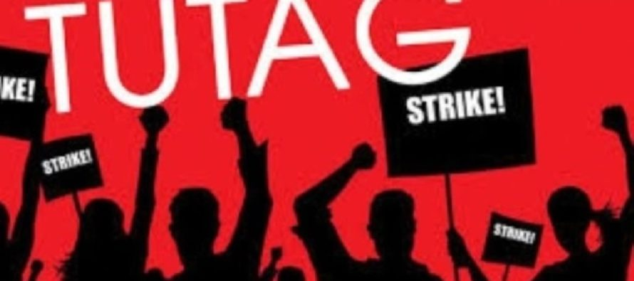 TUTAG threatens strike over conditions of service