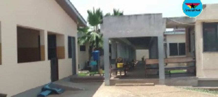 Ketu South Municipal Hospital empty as GRNMA embarks on industrial action