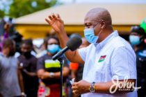 Mahama to scrap law banning accident cars