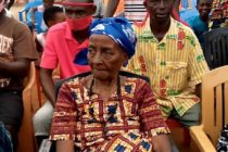 A/R: Machomen attack 135-year-old queen mother, steal sacrificial sheep, drinks