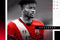 Mohammed Salisu in top shape for Southampton EPL opener against Crystal Palace