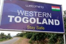 Western Togoland signposts erected in parts of Eastern Region