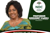 Hohoe NDC parliamentary candidate sends good will message to B.E.C.E candidates