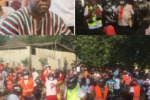 Six NDC Parliamentary candidates in the Volta Region file nominations