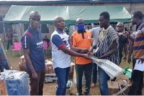 Krachi East MP supports 500 artisans and beauticians
