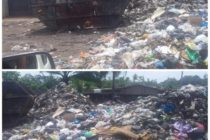 Ho-Dome residents call for relocation of dump site