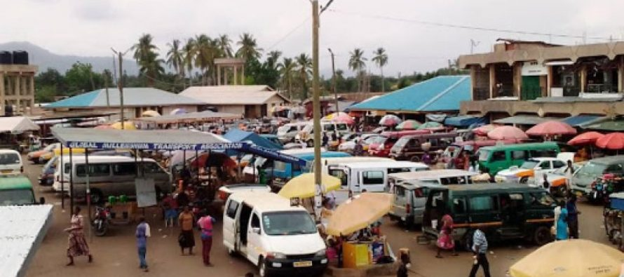 Hohoe residents share views on Presidential race