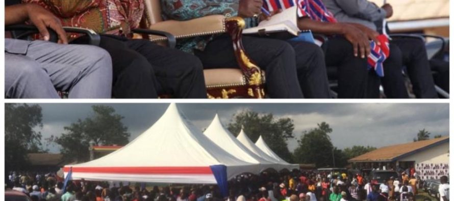 Have confidence in me as honest leader – President Akufo-Addo